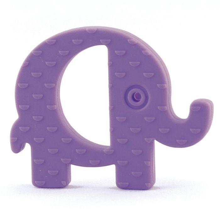 Silikonowy gryzak słonik #Koo-di