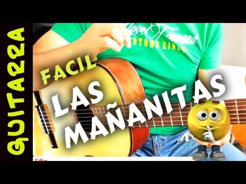 Como aprender a tocar LAS MAÑANITAS Guitarra - YouTube