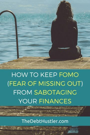 How To Keep FOMO From Sabotaging Your Finances