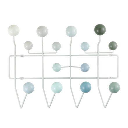 Vitra - Hang it all Garderobe, weiß Weiß T:17 H:37 B:50 Jetzt bestellen unter: http://www.woonio.de/produkt/vitra-hang-it-all-garderobe-weiss-weiss-t17-h37-b50/
