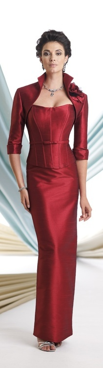 red elegant fashion ♥✤ | Keep the Glamour | BeStayBeautiful