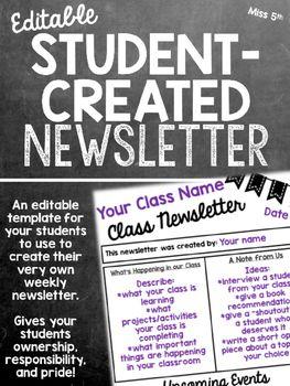 Best 25+ Newsletter example ideas on Pinterest