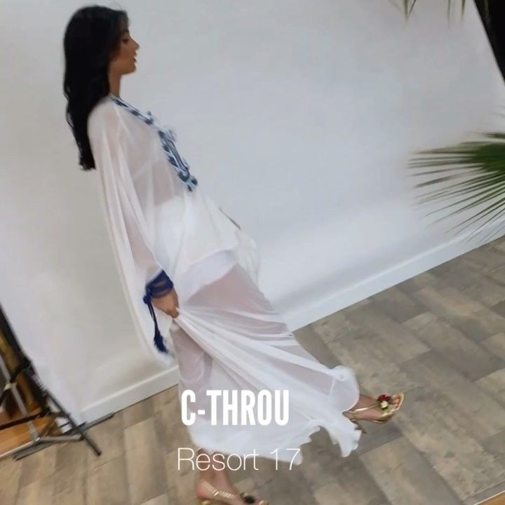 cthrouAmazing chiffon outfit !! Dream wardrobe!! Simplify. From #CTHROU , minimal lines and trend style gave this #CTHROUsummerResort17 collection more sweetness for a cleaner, and more sportif vibe this season Διαγραφή σχολίουcthrou.