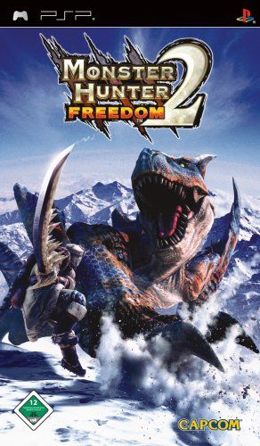 Monster Hunter Freedom 2 PSP * Want additional info? Click on the image.