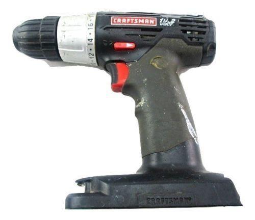 """Craftsman 19.2 3/8"""" Volt Cordless Drill Driver - 315.116890"""