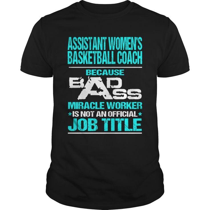 ASSISTANT WOMEN'S BASKETBALL COACH - BADASS