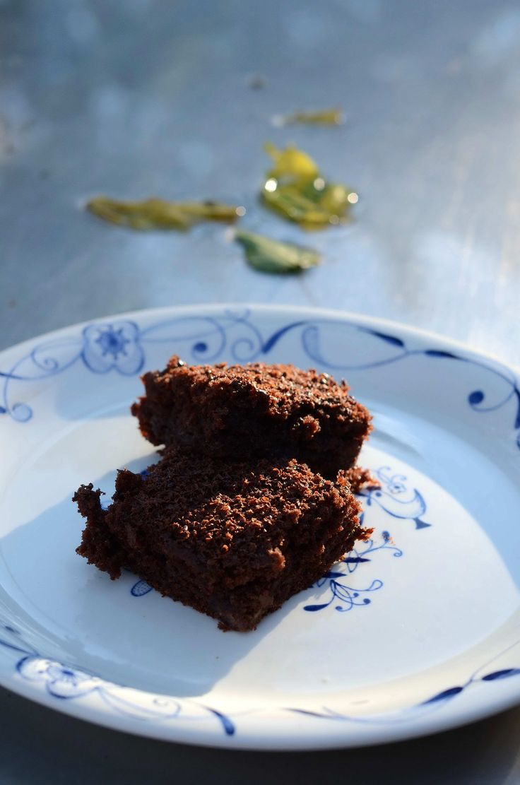 Fantastisk squashkage med chokolade – så kan du bare dyrke løs – opskrift | Beretninger fra et autentisk landbrug
