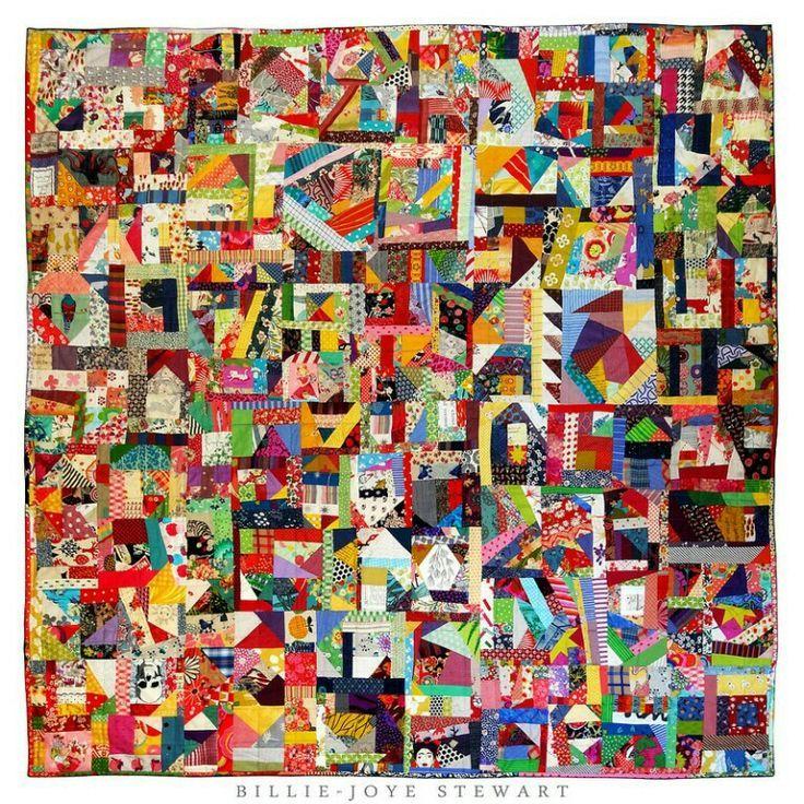 Crumb Quilt Number One 2016 Crumb Quilt Quilts