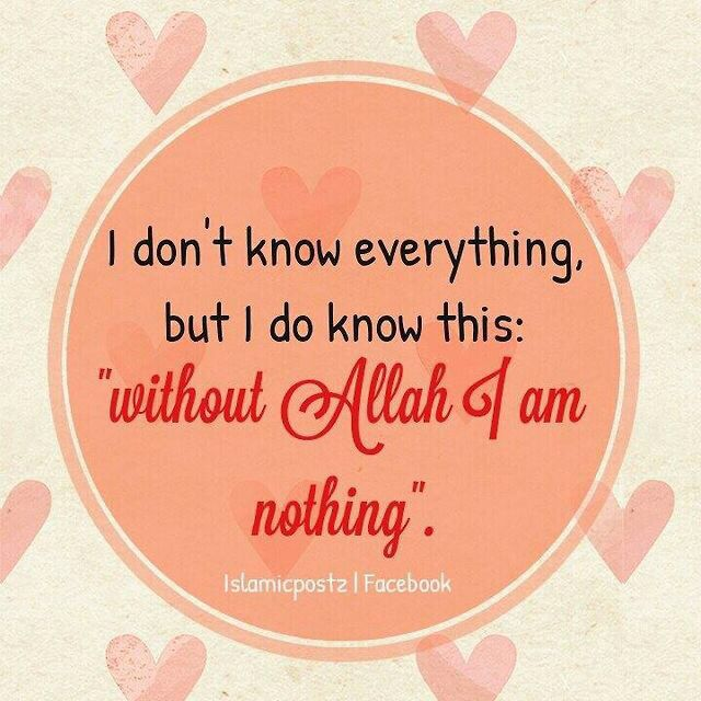 Ya Allah strengthen my fate, and purify my intentions.