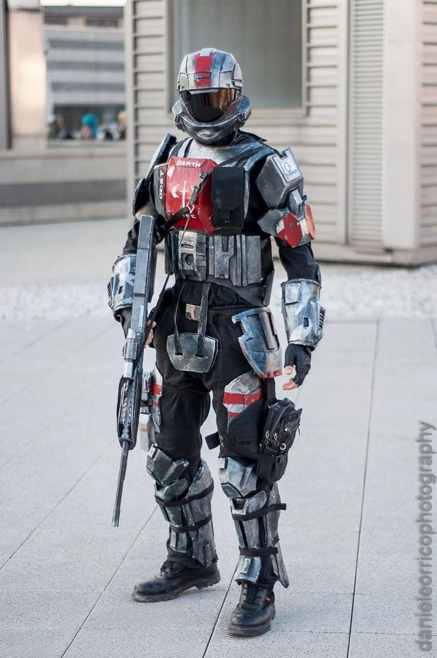 ODST - Halo 3 ODST Costume by FredProps | Cosplay ...