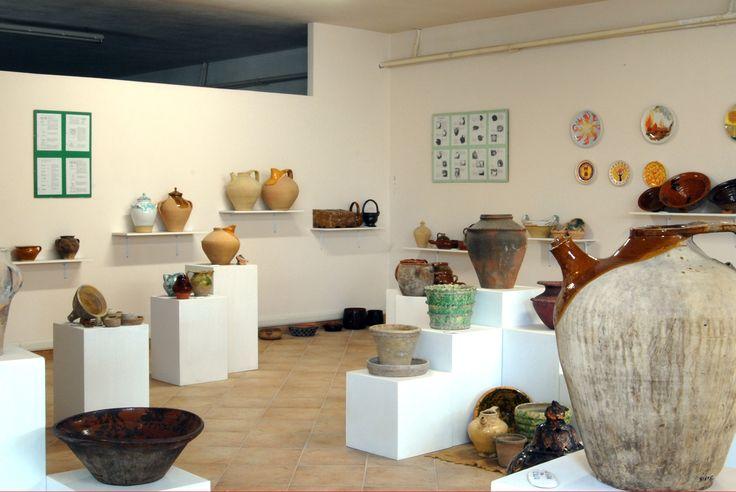 Museo laboratorio di ceramica. #marcafermana #montottone #fermo #marche