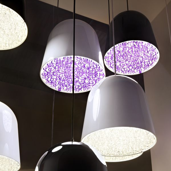 Can Can pendant light designed by Marcel Wanders @ FLOS