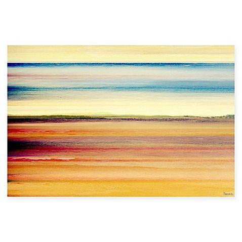 Desert Colors Canvas Wall Art