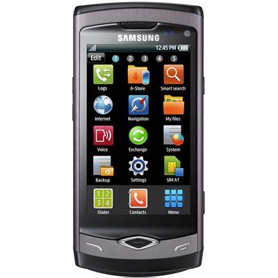 2010 : encore une sortie cruciale pour #Samsung cette année avec le #GalaxyWave qui, sous ses airs classiques, bouleverse la technologie mobile !