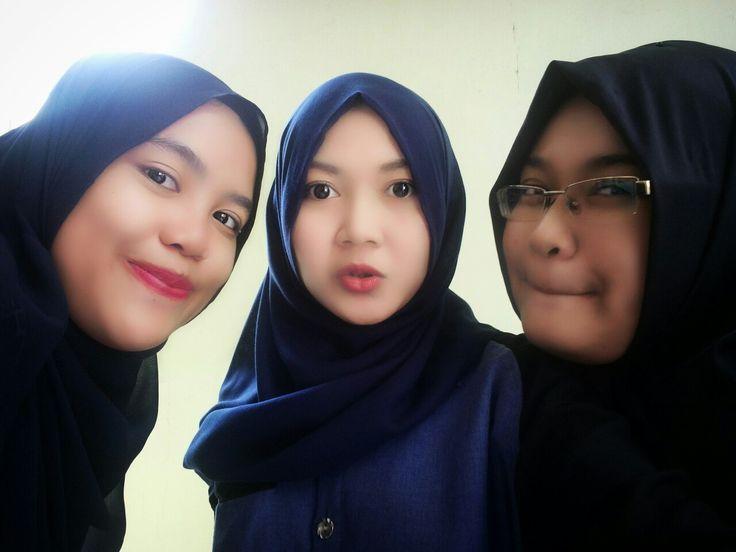 beautiful on hijab