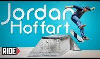Videos Jordan Hoffart Skateboarding in Slow Motion - Mais uma da serie de camera lenta com o canal Ride Channel, desta vez com a manobra Laser Flip Back Lips e o skatista Jordan Hoffart  na cena com os movimentos em Slow Motion você pode ver todos os movimentos.