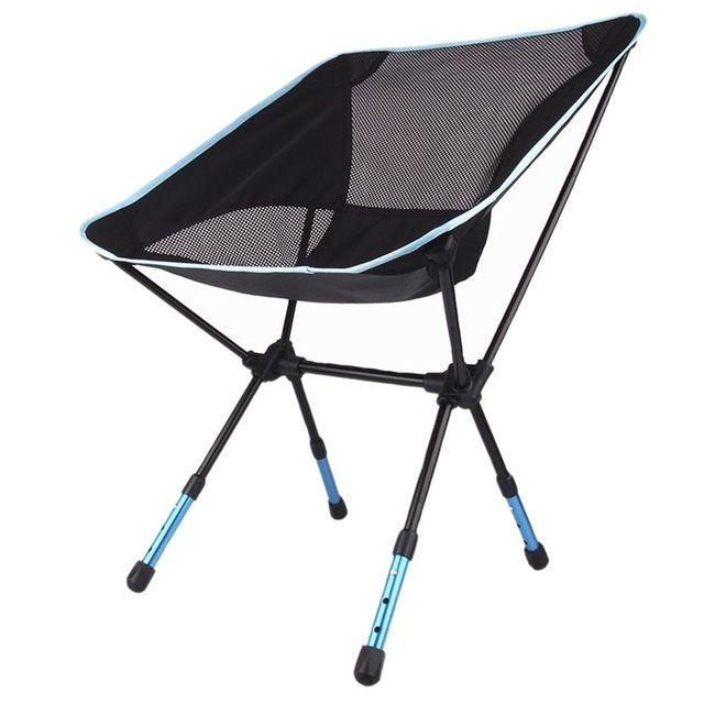 Chaise Pliante Tabouret Siege Reglable Pour Camping Randonnee Pedestre Peche Pique Nique Bbq Jardin Review Outdoor Chairs Beach Chairs Garden Chairs