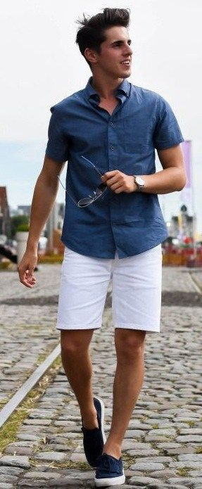 3 Ways To Style Casual Shirts With Formal Shoes