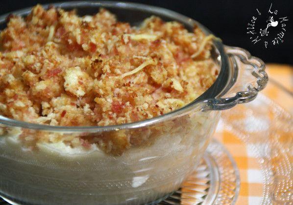 Ma recette miracle pour faire manger du chou-fleur ! Avec ça, je fais manger du chou fleur à mon mari et à mon fils, et même à la Princesse Sorcilili ! Je la remonte, car c'est un classique à la maison... Je l'avais publiée aux débuts du blog, mais sans...