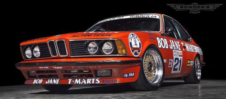 Bob Jane 635 Schnitzer BMW | Bowden's Own Premium Car Care