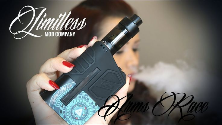 Limitless Arms Race V2 220 watt Mod Compare and Review