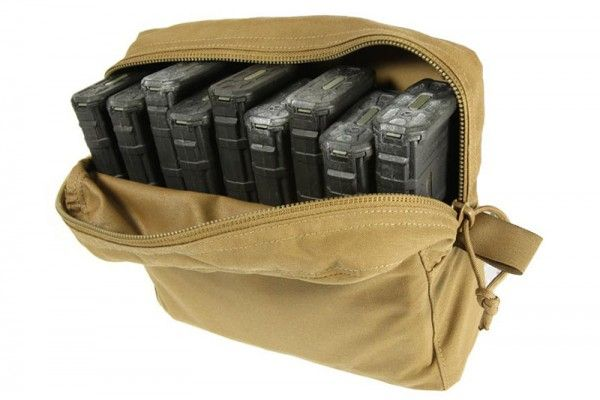 Large Utility Pouch - Helium Whisper MOLLE Attachment System