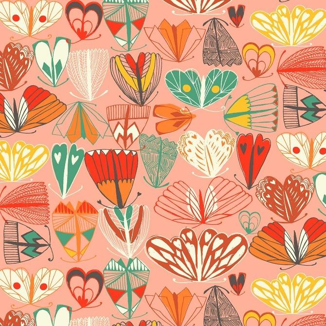 Moths, Sarah Papworth