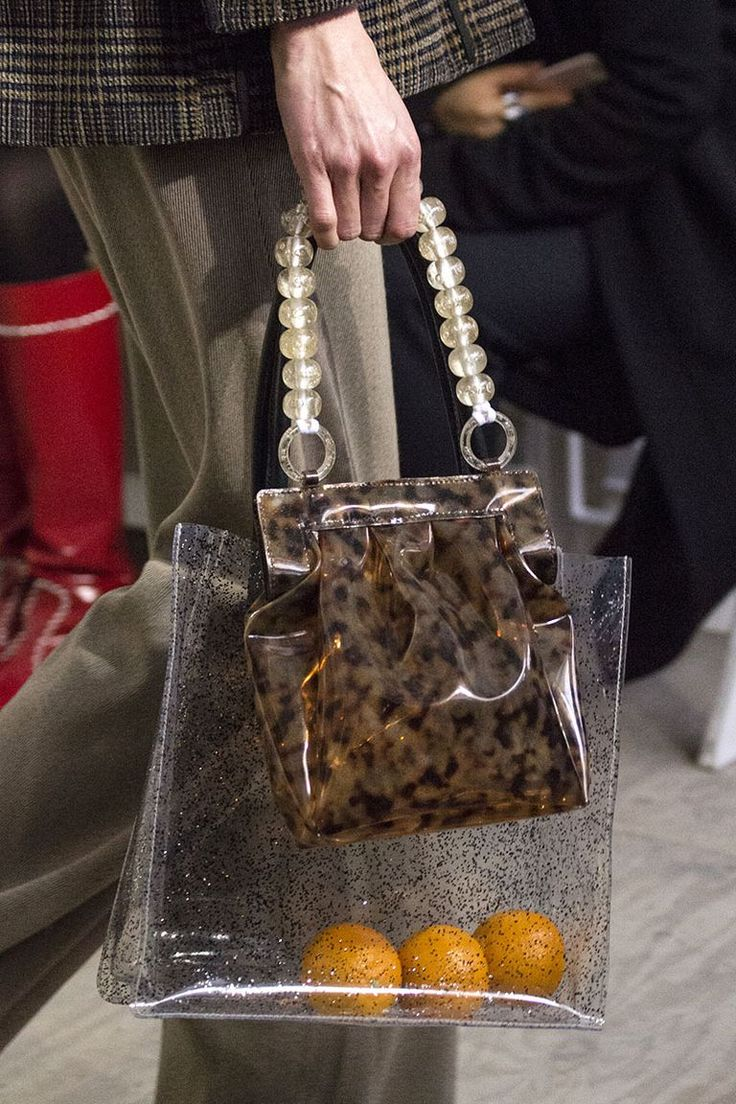 Tracking next season's hottest arm candy.