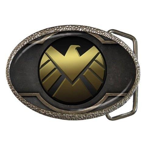 The Avengers Shield Belt Buckle