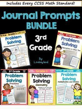 https://www.teacherspayteachers.com/Product/Encouraging-Create a class of problem solvers by using CCSS aligned warm ups daily. This bundle includesALL COMMON CORE MATH STANDARDS for third grade. Warm ups are designed to be printed, cut apart, and glued into math journals or notebooks. Teacher display pages, answer keys, and student scale is included.