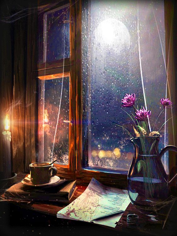 "beautyisworthagif: ""Good Night """