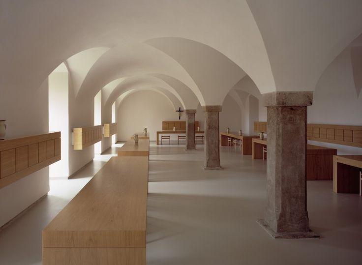 John Pawson - Abbey of Our Lady of Nový Dvůr