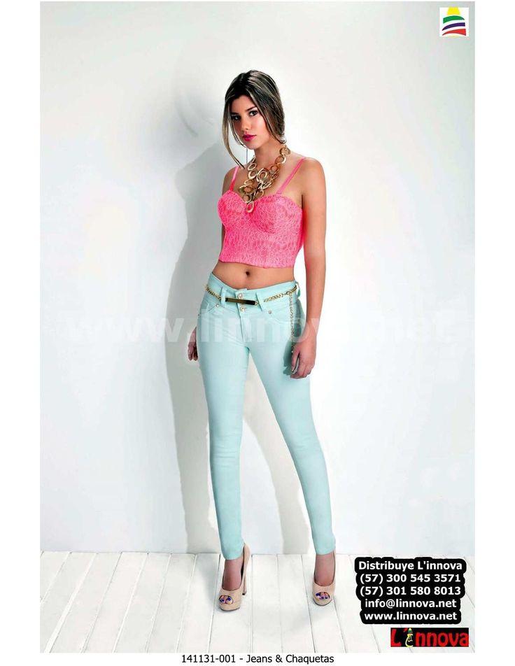 141131 - Jeans & Chaquetas