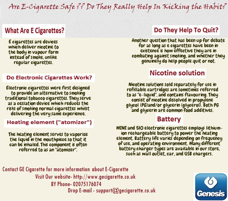 e cigarettes have emerged as an alternative and are arguably considered a safer option than regular cigarettes. But this brings us on to another very important question that is, are e cigarettes safe.