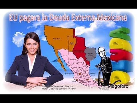 EU pagara la DEUDA EXTERNA Mexicana