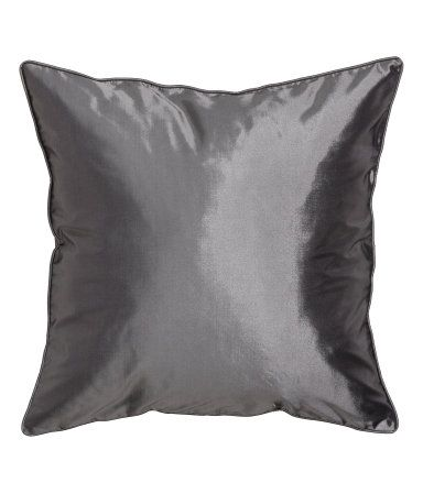 H&M Glossy cushion cover £3.99