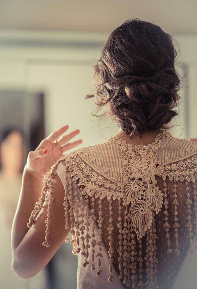 Un vestido de novia diferente