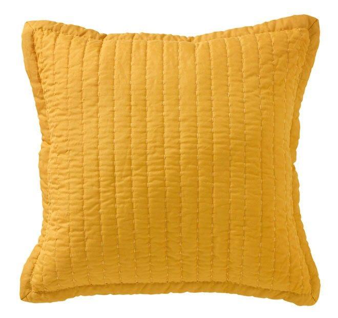 Vivid Coordinates 43x43cm Filled Cushion Gold - Shop