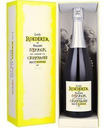 Louis Roederer - Brut Nature Philippe Starck Label 2009 <span>(750ml)</span> <span>(750ml)</span>