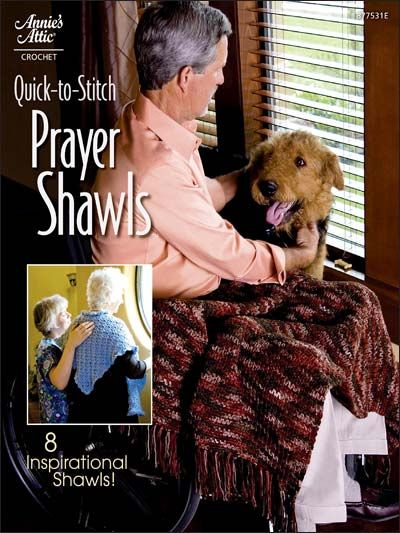 Crochet - Quick & Easy Patterns - General Patterns - Quick-to-Stitch Prayer Shawls