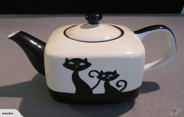 Cat Teapot | Trade Me