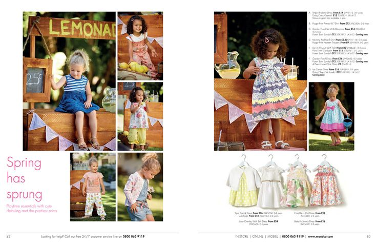 Spring 2015 Catalogue | M&Co™