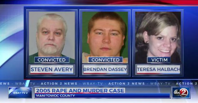 """A Wisconsin man convicted in the killing of a woman that was the focus of the hit Netflix series """"Making a Murderer"""" was denied a request for a new trial Tuesday. Steven Avery had argued that his conviction in the 2005 death of photographer Teresa Halbach was based on planted evidence and false testimony.  --  http://nypost.com/2017/10/03/steven-avery-denied-new-trial-in-making-a-murderer-case/"""