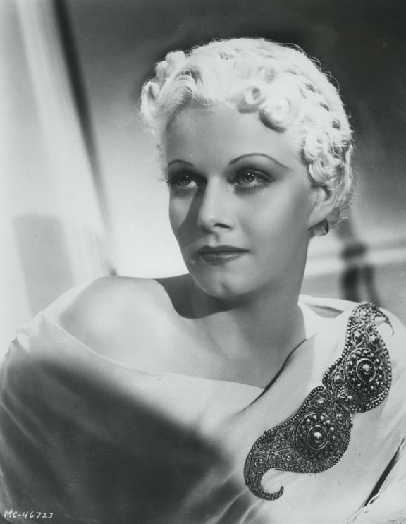 Jean Harlow, I love her beautiful cleft chin!!  She may have to have a board of her own..!   Following on from that, she now has a board of her own!!