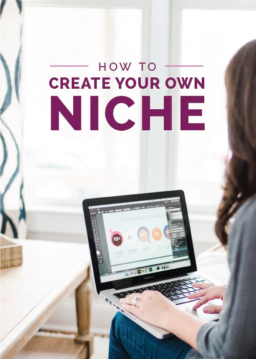How to Create Your Own Niche - Elle & Company