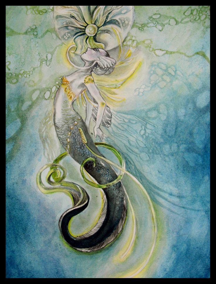 115 best images about Merfolk on Pinterest | Octopus ...