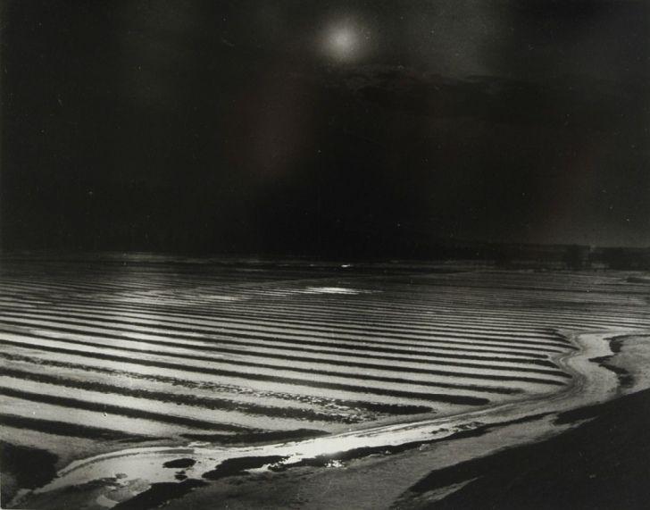Edward Hartwig (1909- 2003) Panorama of Dunajec River, Poland, 1955