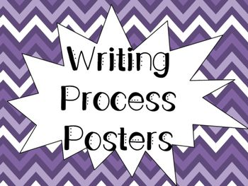 Here is a great freebie to print off for your classroom.  Help keep your students organized throughout their writing process by posting this posters on the wall in your class room.  As the move through the process, they move this names to the stage they are working in.