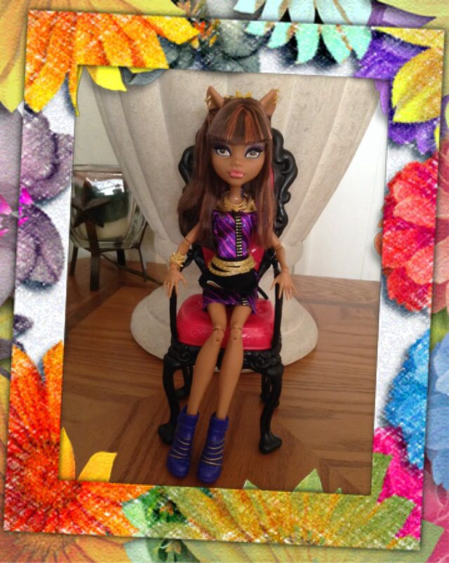 52 best monster high hair styles images on pinterest monster high clawdeen wolf winobraniefo Image collections