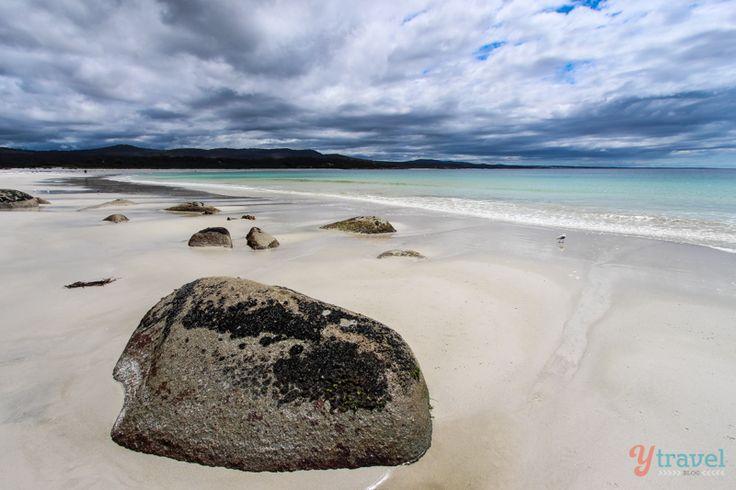 Binnalong Bay, Tasmania, Australia